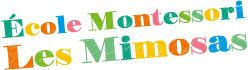 logo Ecole Montessori Les Mimosas